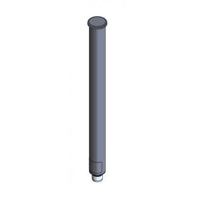 Cisco antenne: Aironet Dual-Band Omnidirectional, 2.4GHz/6dBi, 5GHz/8dBi, 50 Ω, N-Male, IP67, 204.1g - Grijs (Open Box)