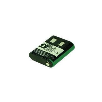 2-power : Rechargeable Battery, Ni-MH, 3.6V, 1400mAh, Black - Zwart