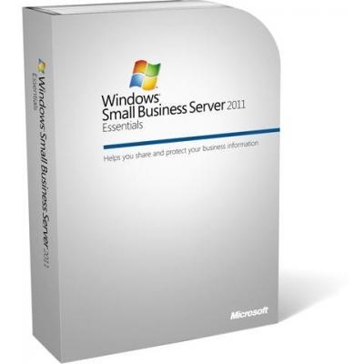 HP Windows SBS 2011 Essentials ROK Besturingssysteem