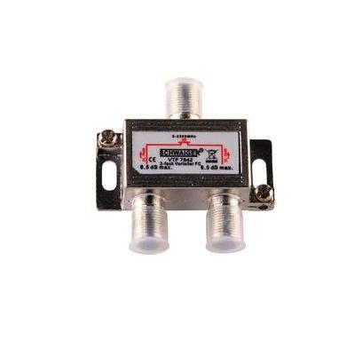 Schwaiger VTF7842531 kabel splitter of combiner