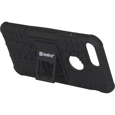 Sandberg ActionCase for iPhone 7/8 Plus Mobile phone case - Zwart