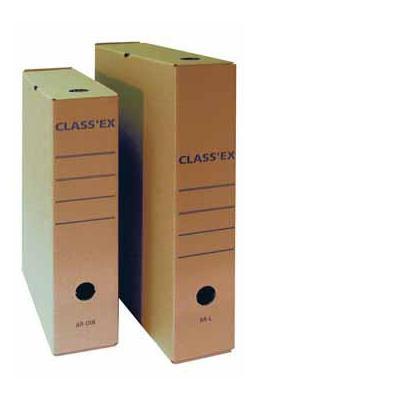 Class'ex archiefdoos: ARCHIEFDOOS CLASSEX FT FOLIO