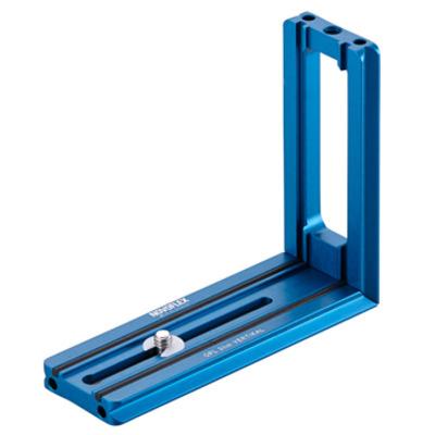 Novoflex QPL Slim VERTIKAL Camera-ophangaccessoire - Blauw