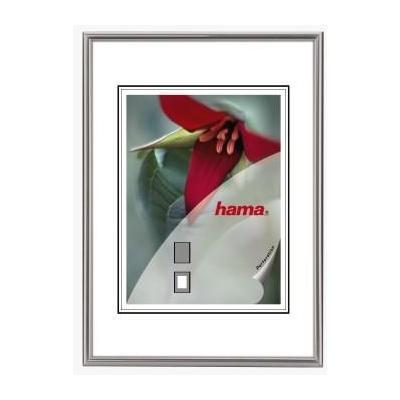 """Hama Plastic Frame """"Sevilla"""", Silver Matt, 21 x 29,7 cm Fotolijst"""