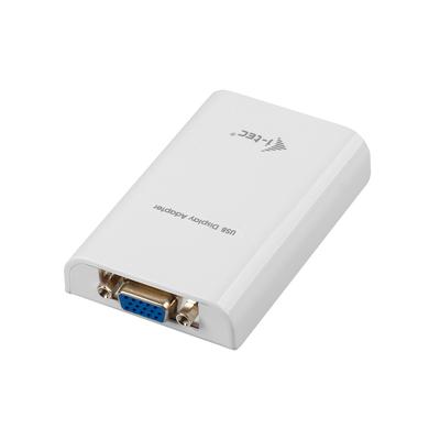 I-tec Advance USB2VGA - Wit