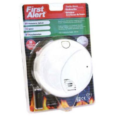 First Alert SA710CE - Rookmelder met pauzeknop Sirene