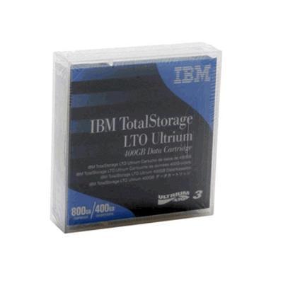 IBM LTO Ultrium 400 GB WORM Cartridge datatape
