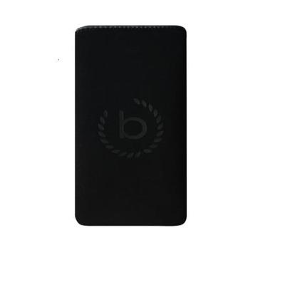 Bugatti cases Neoprene Mobile phone case - Zwart