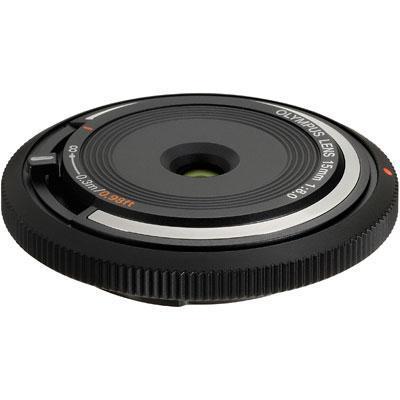Olympus lensdop: BCL-1580 - Zwart