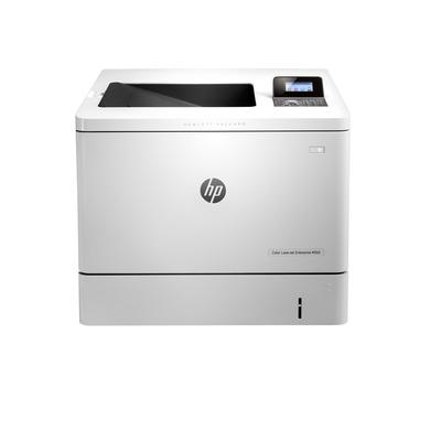 HP Color LaserJet Enterprise M553n Laserprinter - Zwart, Cyan, Magenta, Yellow