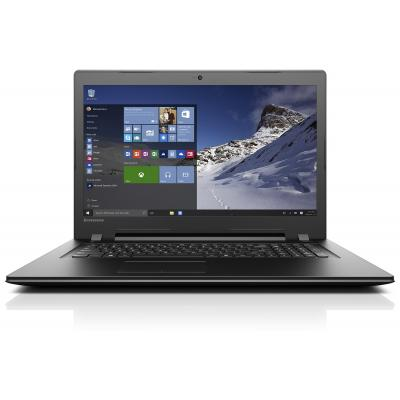 Lenovo laptop: Essential B71-80 - Zwart