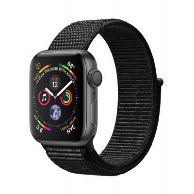 Apple smartwatch: Watch Series 4 Black Aluminium 40mm