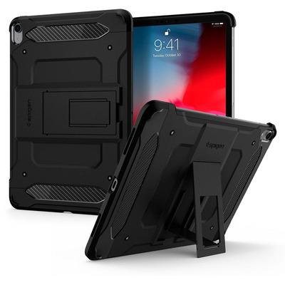 "Spigen iPad Pro 12.9"" (2018) Case Tough Armor TECH Tablet case - Zwart"