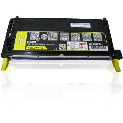 Epson geel S051158 Hoge capaciteit Toner