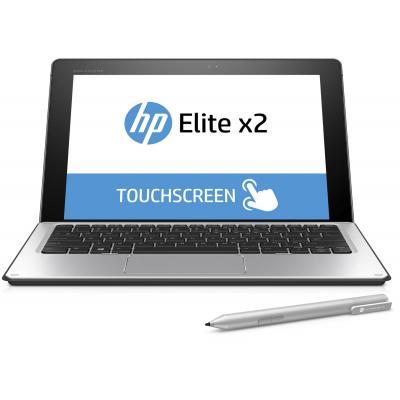 Hp laptop: Elite x2 1012 G1 - Zilver