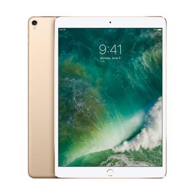 "Apple tablet: iPad Pro 10.5"" Wi-Fi 512GB Gold - Goud"