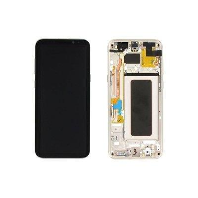 Samsung G955F Galaxy S8 Plus LCD Display Module Mobile phone spare part - Goud