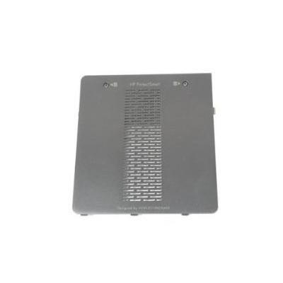 Hp notebook reserve-onderdeel: Protect Smart Plastic Door Cover Kit - Zwart, Grijs