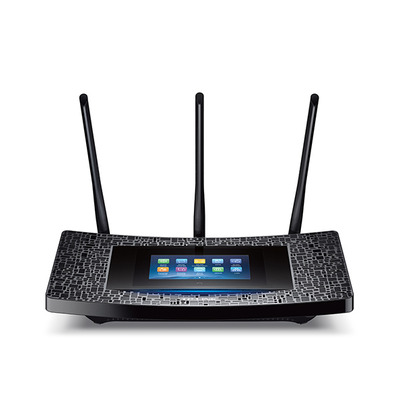 Tp-link wireless router: AC 1900 - Zwart