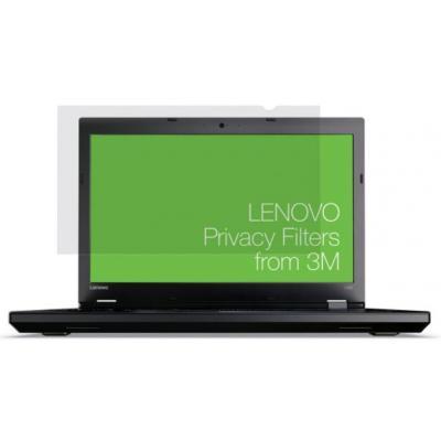 "Lenovo schermfilter: 43.942 cm (17.3"") , 70g, 407x250x0.3mm - Transparant"