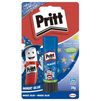 Pritt Magic Stick lijm - Zwart, Blauw