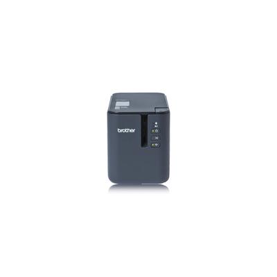 Brother 360 DPI, 36mm tapebreedte, 60mm/sec, WLAN, 1.48kg Labelprinter - Zwart