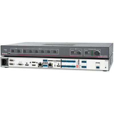 Extron MPS 602 Video switch - Grijs,Wit