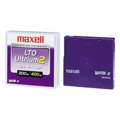 Maxell LTO ultrium 2 Datatape - Zwart
