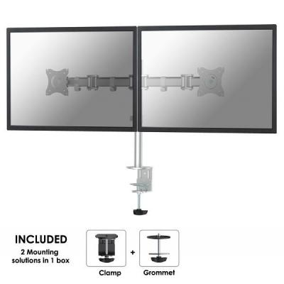 Newstar NM-D135DSILVER monitorarm