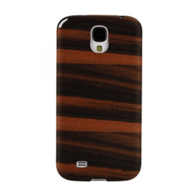 Man&Wood MSG401B Mobile phone case - Zwart, Brons