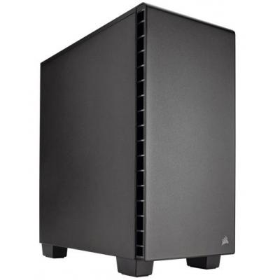Corsair behuizing: Carbide Quiet 400Q - Zwart
