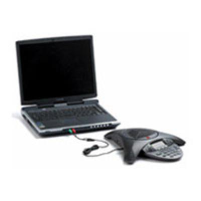 POLY Computer Calling Kit Telefoon kabel - Zwart