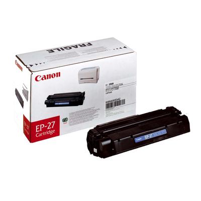 Canon EP-27 Toner - Zwart