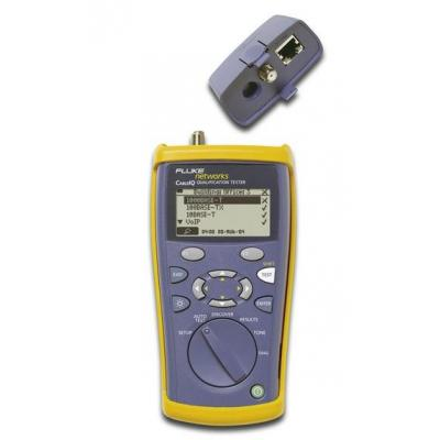 Assmann electronic netwerkkabel tester: Cable IQ Qualification Tester - Blauw, Geel