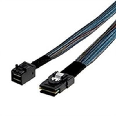 Dell kabel: Internal SAS TBU Controller Cable - Zwart, Blauw