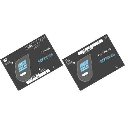 Newstar De NS560UTP/USB is een KVM extender over UTP. Hiermee verlengt u een werkplek bestaande uit een monitor .....