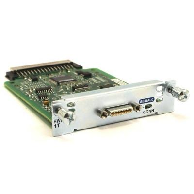 Cisco interfaceadapter: HWIC-1T