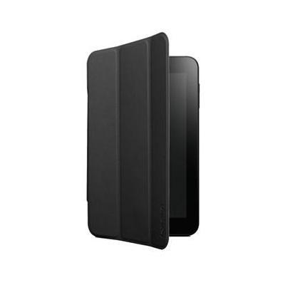 Lenovo tablet case: IdeaTab A1000 Folio - Zwart