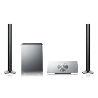 Samsung home cinema system: Met het home entertainment-systeem haalt u de allernieuwste home entertainment-technologie .....