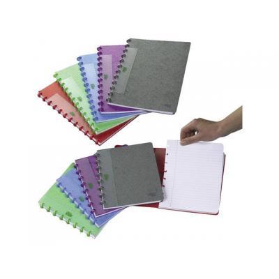 Adoc schrijfblok: Schrift A4 ruit 4x8 90g 144blz/pk10