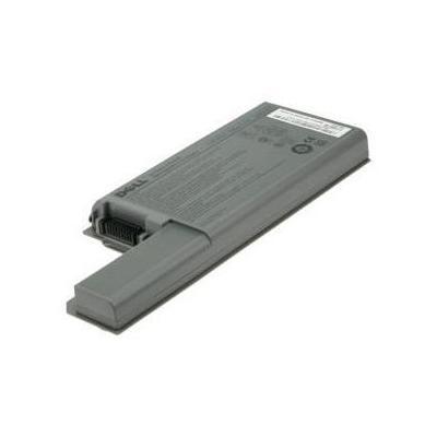 Dell batterij: XD736, Li-Ion, 11.1 V, 7650 mAh, 85 Wh, 9 cell, Grey - Grijs