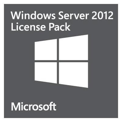 Microsoft Besturingssysteem: Windows Server CAL 2012, x64, 1Pk, 5 UsrCAL, OEM, DUT