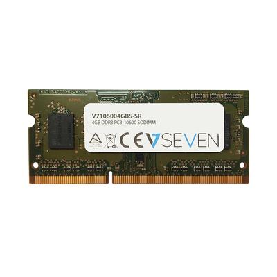 V7 4GB DDR3 1333MHZ SO-DIMM Notebook Memory Module RAM-geheugen