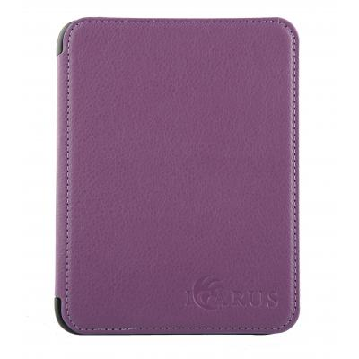 Icarus e-book reader case: hoes voor E654 serie - lila