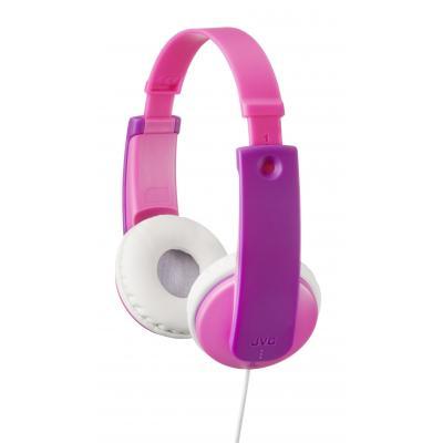 Jvc koptelefoon: Hoofdtelefoon voor kinderen - Roze