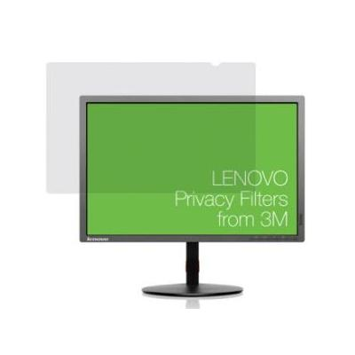 "Lenovo schermfilter: 48.26 cm (19"") , 3M - Transparant"