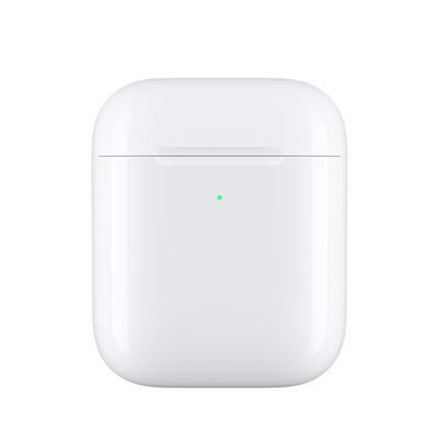 Apple Draadloze oplaadcase voor AirPods Koptelefoon accessoire - Wit