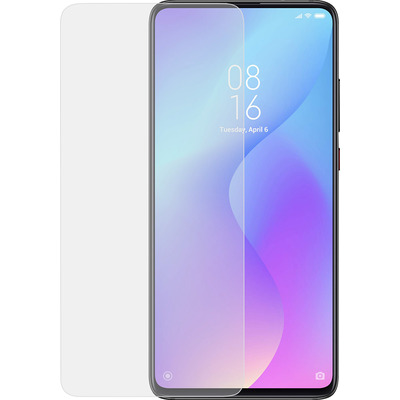 Azuri Tempered Glass flat RINOX ARMOR - transparant - Xiaomi Mi 9 T FG Screen protector