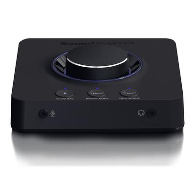 Creative Labs Sound Blaster X3 Geluidskaart - Zwart