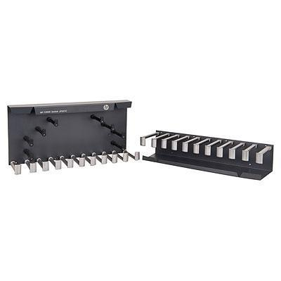 Hewlett packard enterprise kabelgoot: 12508 Top and Bottom Cable Guide for AC Powered Switch